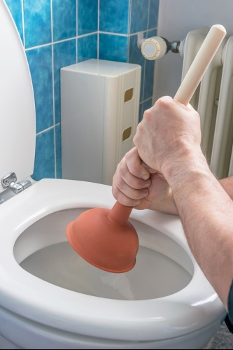 A Guide to Using a Plunger | Frisco, TX