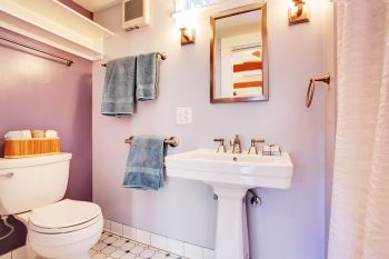 Check Your Guest Bathroom Before the Holidays