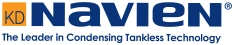 navien certified tankless water heater logo