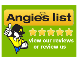 5 star reviews on angies list