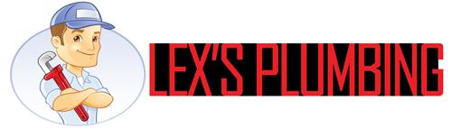 lexs plumbing logo